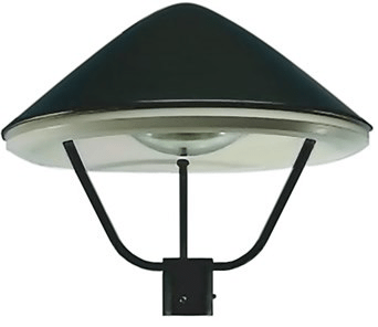 CLP LED Conical Post Top