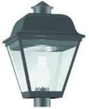 Top 5 led post top fixtures best selling post top lighting top 5 led post top fixtures aloadofball Images