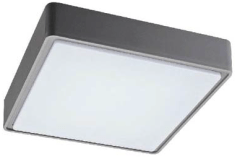 LED Parking Garage Lighting Square Canopy 123 series