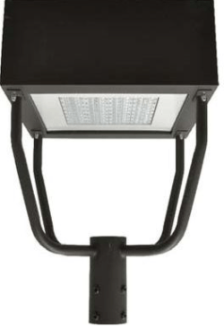 CLP LED Square Post Top Fixtures