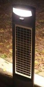 Solar LED Pillar Light