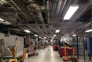 LED T8 Retrofit for Industrial Warehouse Lighting