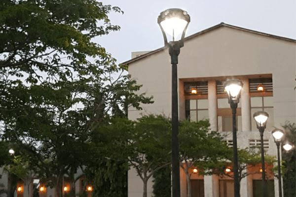 LED Pyramid Corn Cob Light