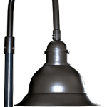 Bell Shaped Outdoor Lighting