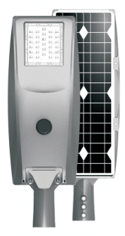 ledsion solar led streetlight