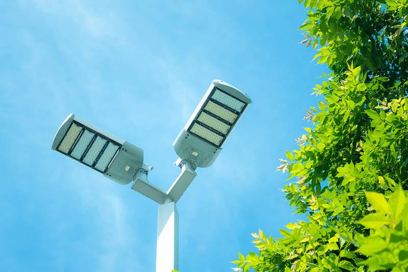 range of commercial led outdoor lighting