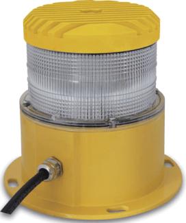 LED Aircraft Warning Lights