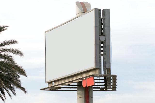 LED billboard lights