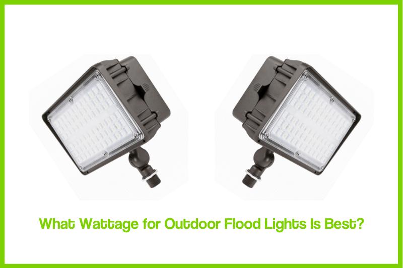 industrial outdoor LED flood lights