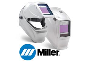 Miller Welds - ArcArmor Titanium Series Welding Helmets