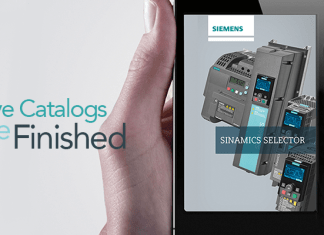 Siemens Sinamics Selector