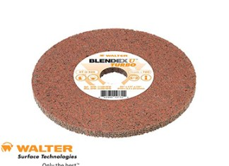 walter blending disc