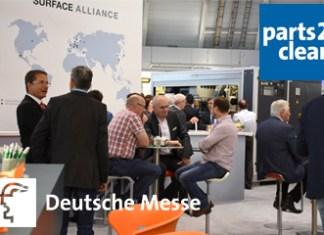 parts2clean, Deutsche Messe