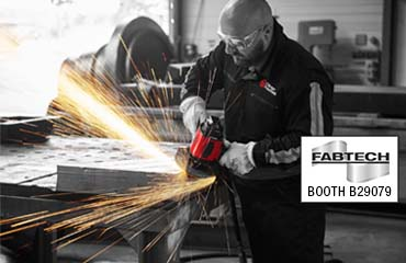 Chicago Pneumatic, CP3330, FABTECH