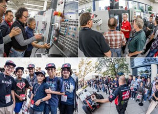 Haas Automation, HaasTec, HaasTec Open House