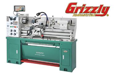 Grizzly, Model G0824, Big Bore Gunsmithing Lathe