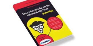 Secure Remote Access For Industrial Machines for Dummies, eWON®, eWON