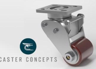 Caster Concepts, Maintenance Free Casters