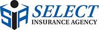 Logo: Select Insurance Agency