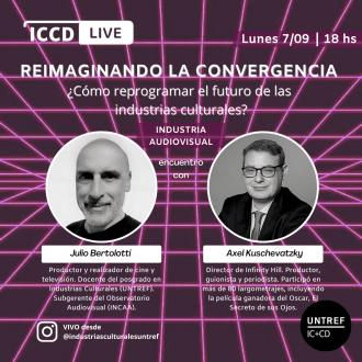 ICCD LIVE