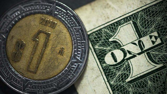 El dólar, en mínimo de 10 semanas