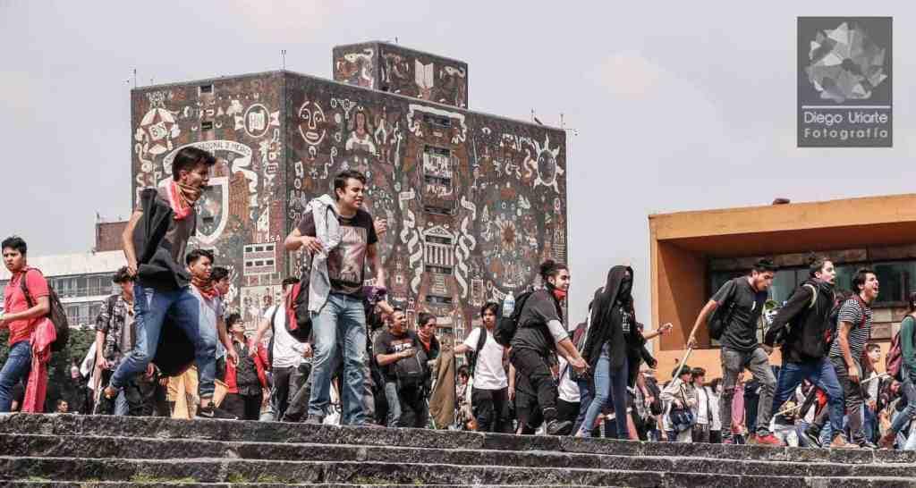 ¡Atención! Estudiantes preparan otro paro en la UNAM