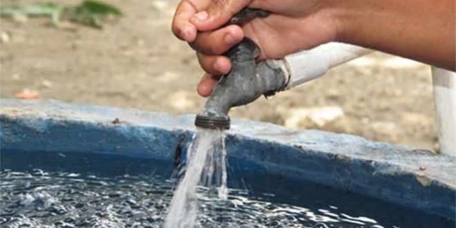 ¡Toma tus precauciones! Habrá cortes de agua en la CDMX