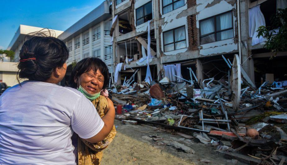 Venezuela donará 10 millones de dólares a Indonesia tras tsunami