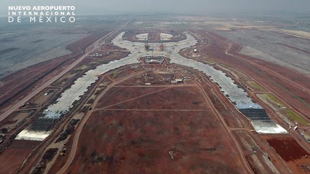 Consulta popular sobre el nuevo aeropuerto se hará del 25 al 28 de octubre