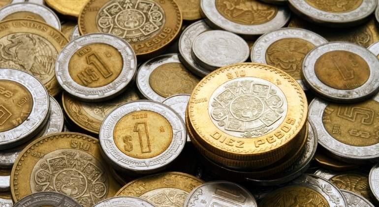 El dólar sube a 20.65 pesos en bancos