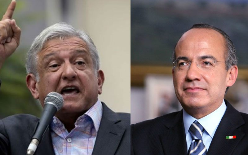 Para que no se moleste, ofrezco disculpas a Calderón: López Obrador