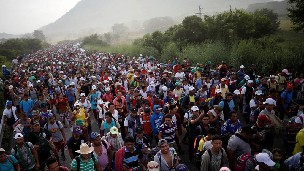 La frontera sur de México es una olla a presión