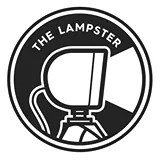 The lampster logo