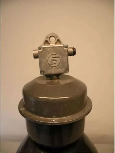 Barrel XL hanglamp detail