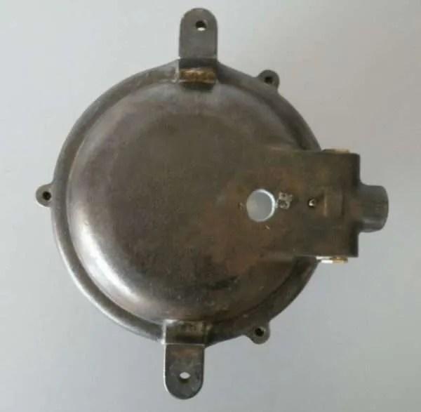 Bunkerlamp bully achterkant