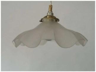 Glazen hanglamp