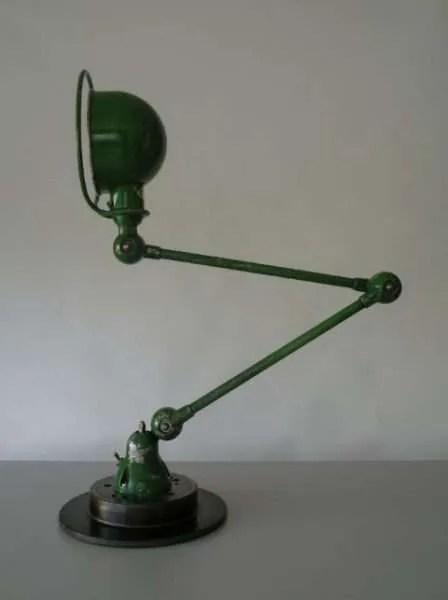 Jielde loft de standaard groen 4