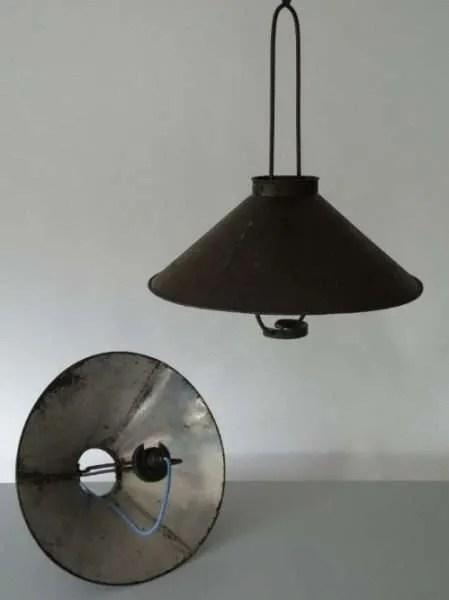 Stallamp uit frankrijk 2 stuks 2
