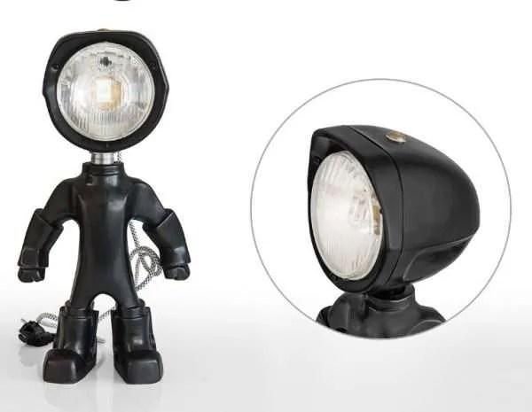 The Lampster Original zwart