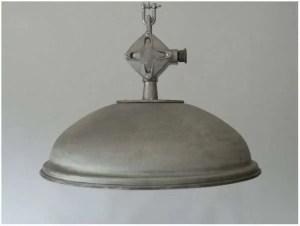 aluminium bauhaus hanglamp