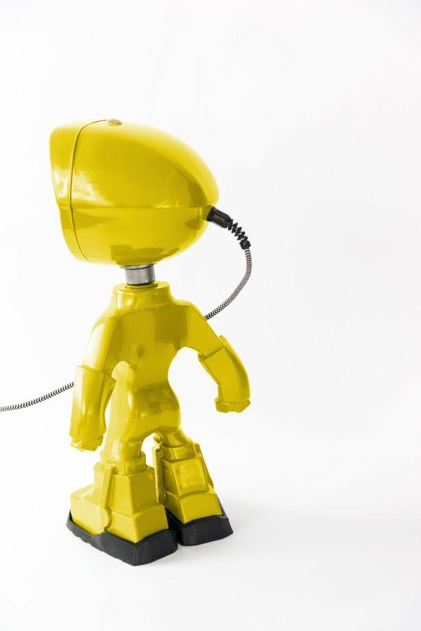 The lampster geel achterkant BINK lampen