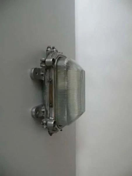 Aluminium bunkerlamp 2