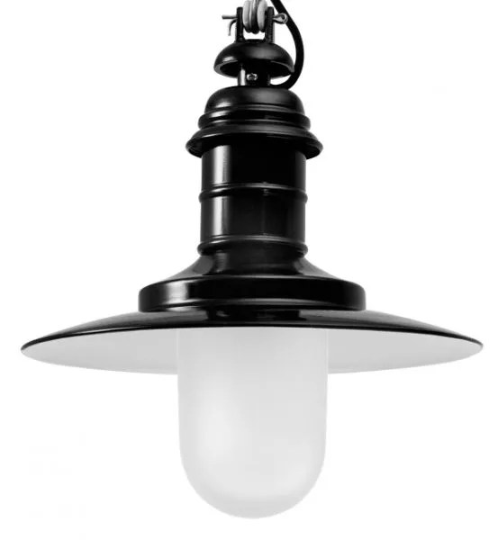 Ulm stolp lamp mat glas detail