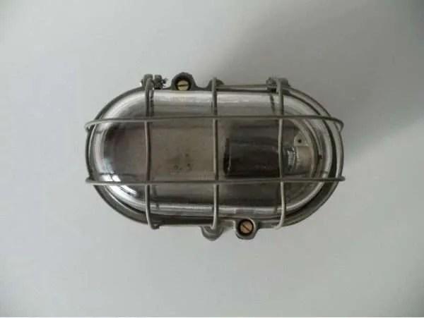 stalen grijze bunkerlamp 3