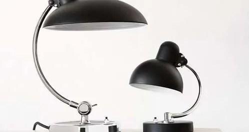 KAISER idell bureaulamp met grote broer