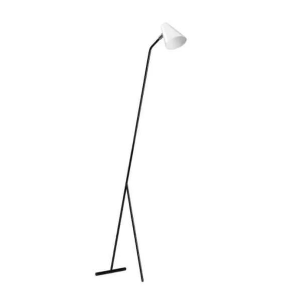 De stiletto ANVIA vloerlamp BINK lampen wit