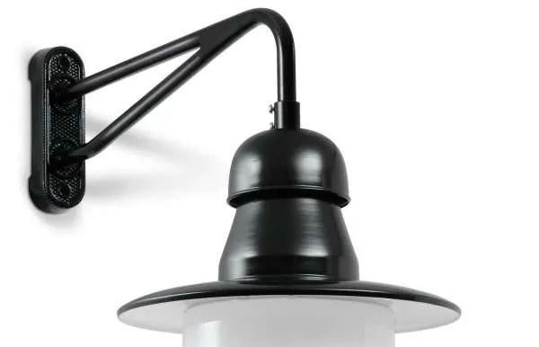 Essen wandlamp detail