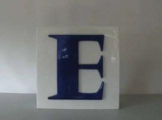 Doosletter E