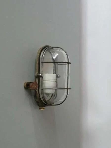 Bunkerlamp bloc 1