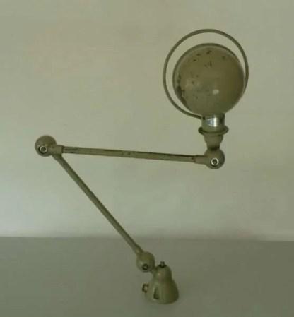 Jielde loft wandlamp 1b